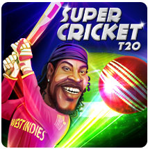 supercricket Top new cricket games for mobile